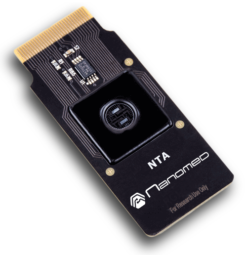 His-tag NTA Agile biosensor chip